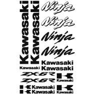 Kawasaki ZX-6R Ninja Stickers Car Motorbike Vinyl Decals